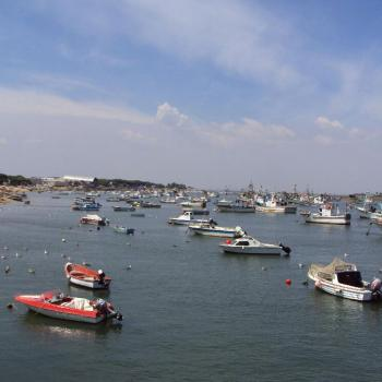 mooring-places-for-fishing-vessels-in-the-estuary-of-point-umbria-huelva